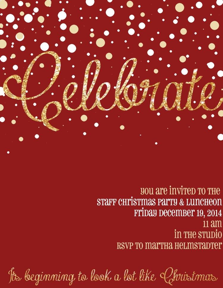 CTVN Christmas Invite