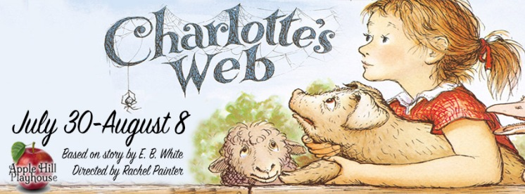 Chjarlotte Web Banner