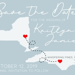 Kaitlyn Save the Date