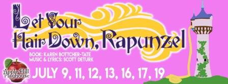 Rapunzel Banner